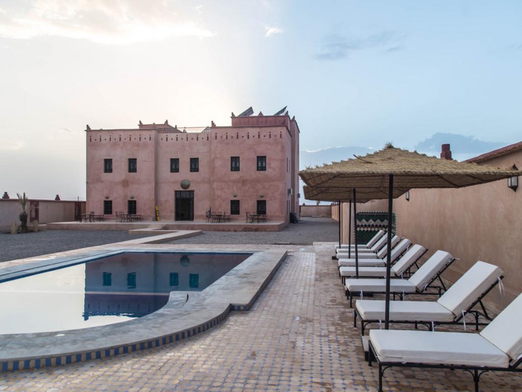 Kasbah-Hotel Azawad **** in Merzouga