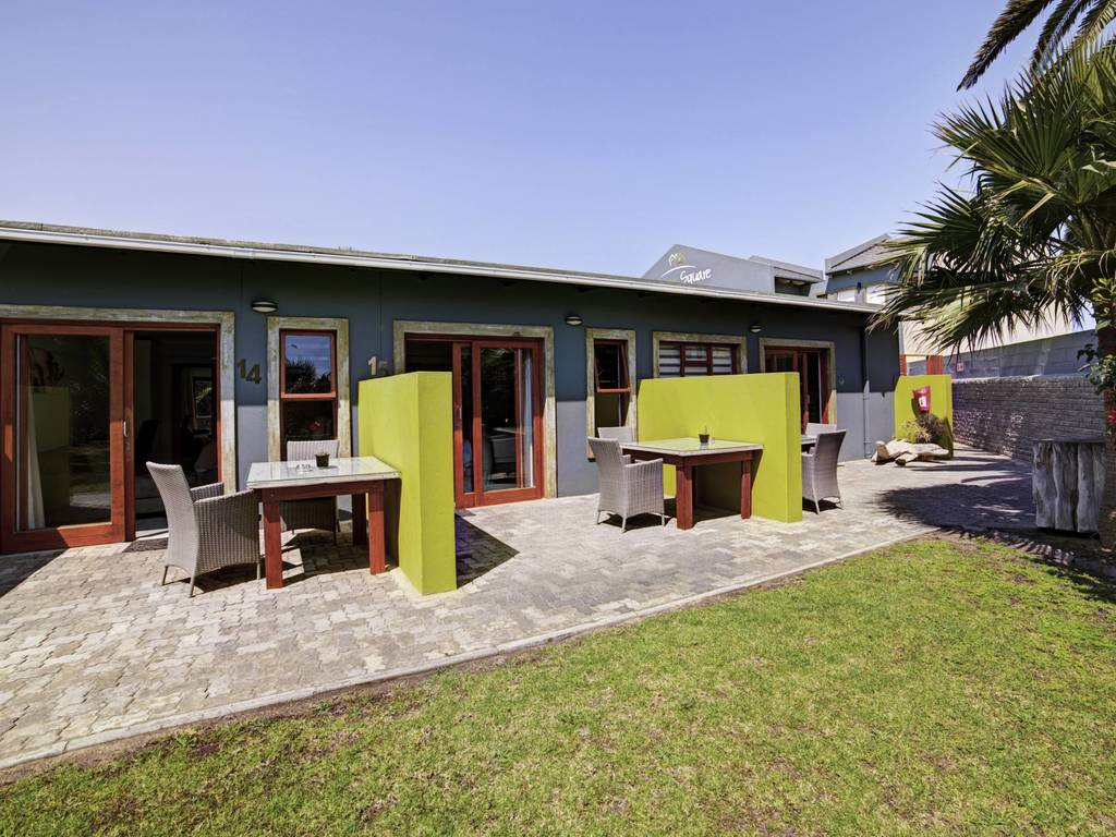 Organic Square Guesthouse **** in Swakopmund