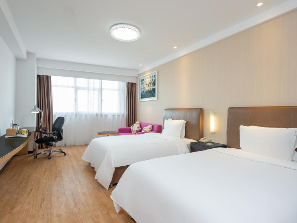 Hotel Holiday Inn Express Shanghai North*** in Shanghai