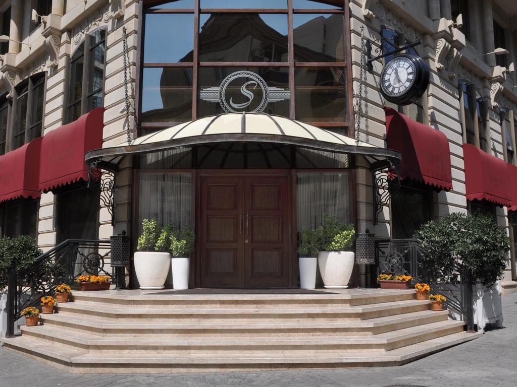 Sapphire Inn ***(*) in Baku
