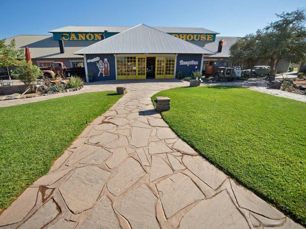 Canyon Roadhouse ***(*) am Gondwana Canyon Park