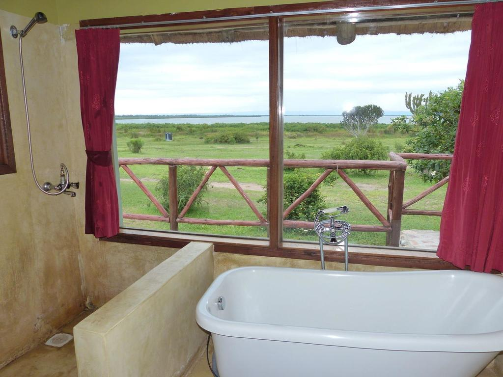 Ihamba Lakeside Safari Lodge *** am Queen Elisabeth-Nationalpark