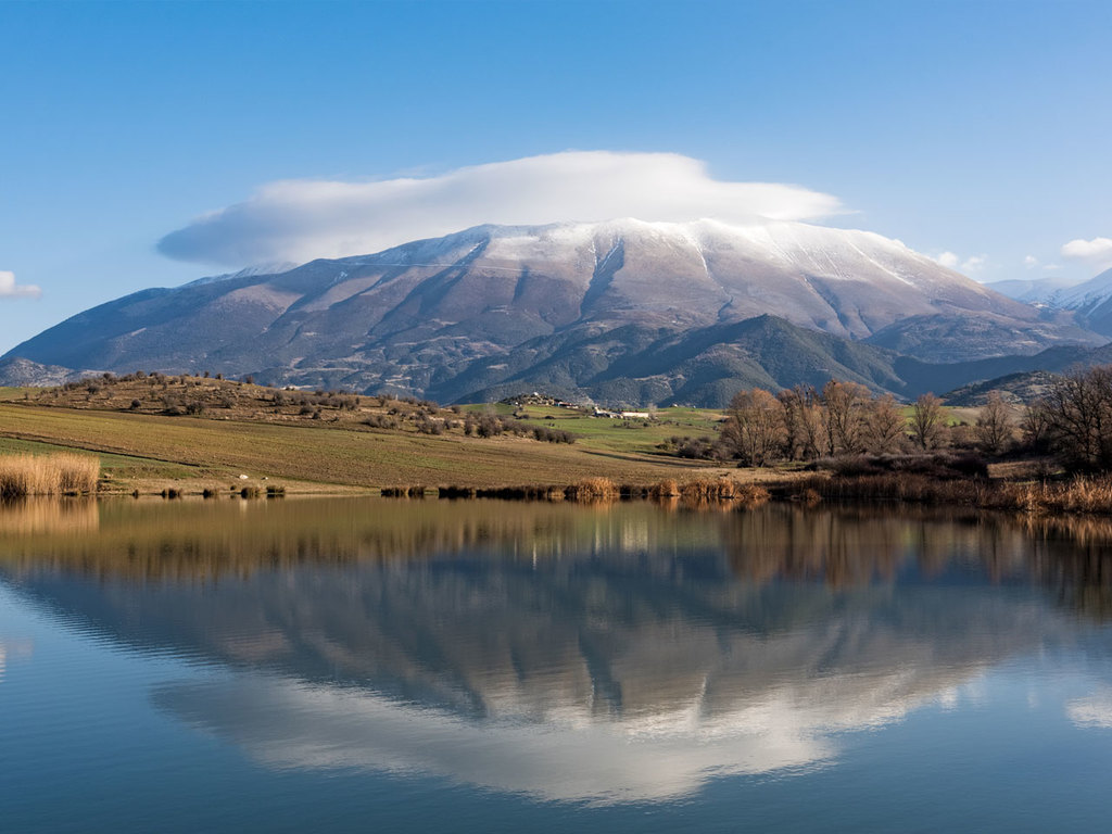 Berg Olymp und Kalambaka: Wanderung am Berg Olymp, Besuch des Bergklosters Agios Dionysios