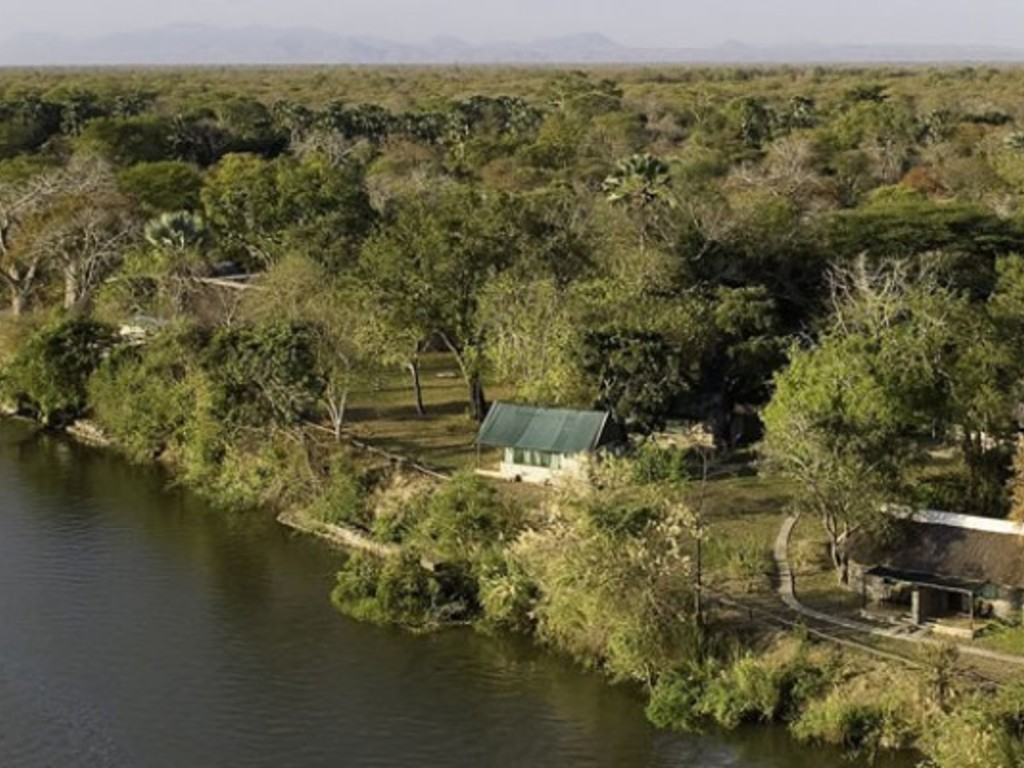 Mvuu Tented Camp *** im Liwonde-Nationalpark