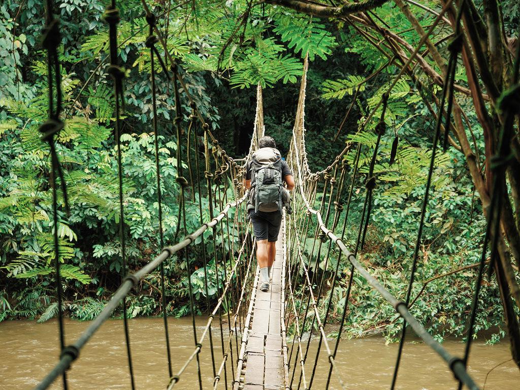 Kota Kinabalu – Kiulu-Tal – Kota Kinabalu: Einblick ins Landleben, freier Nachmittag