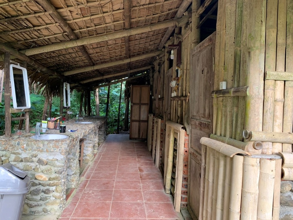 Homestay in Pu Luong