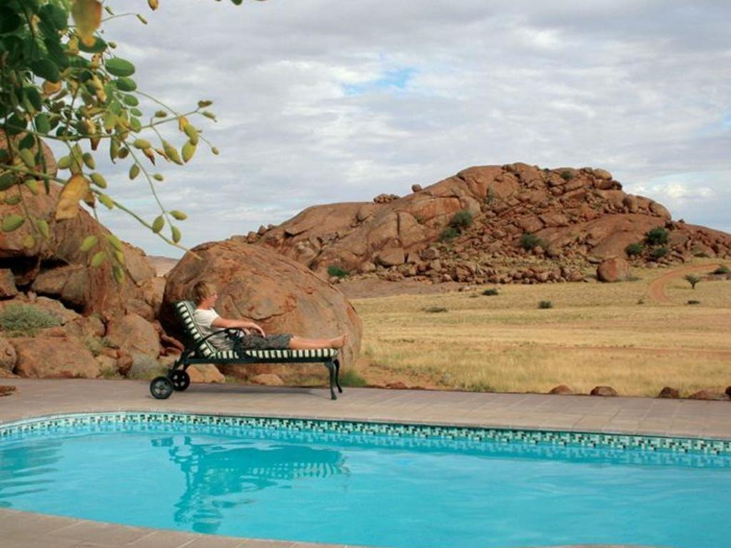 Namib Naukluft Lodge *** am Namib Naukluft-Park