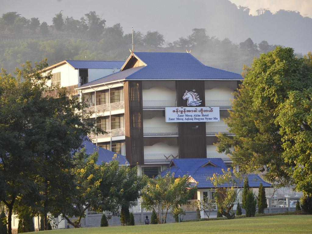 Hotel Zanr Meeq Akha ** in Tachilek