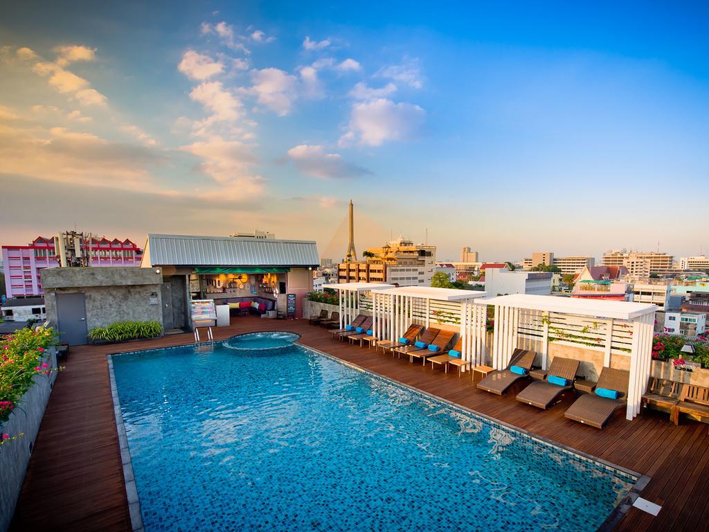 Nouvo City Hotel *** in Bangkok