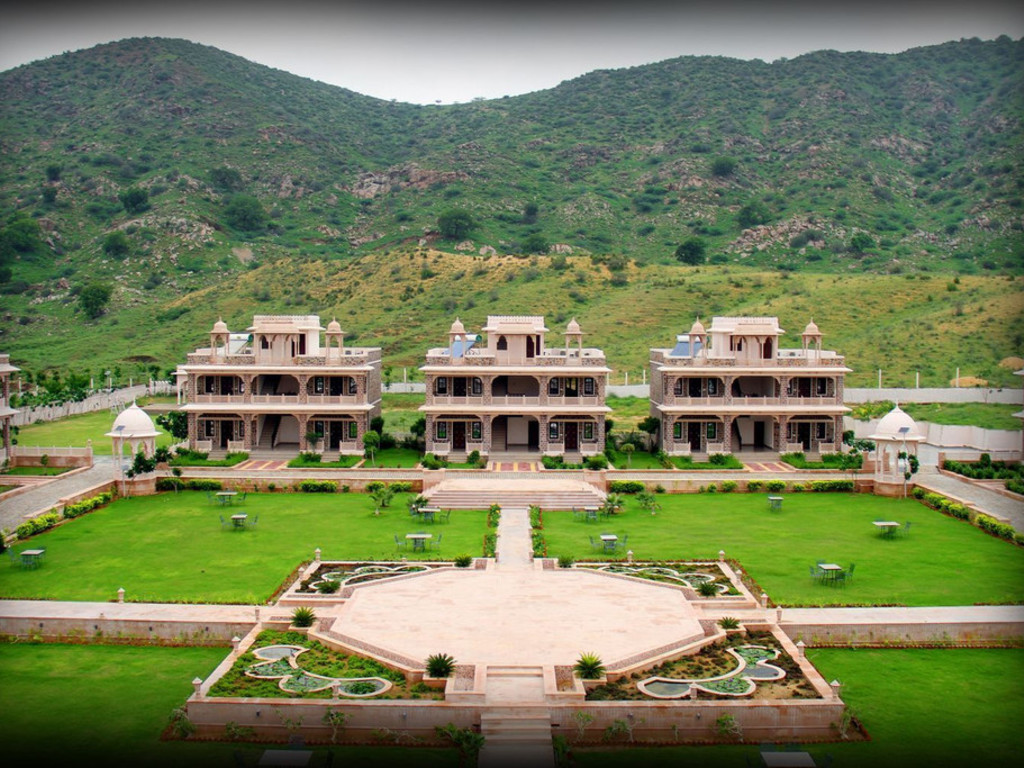 Bhanwar Singh Palace *** in Pushkar