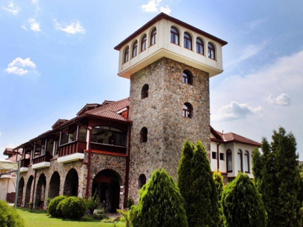 Popova Kula Winery *** in Demir Kapija