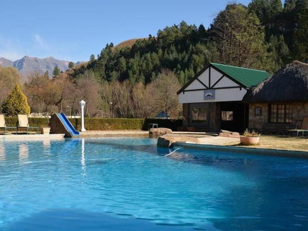 Gooderson Drakensberg Gardens Resort *** in den Drakensbergen