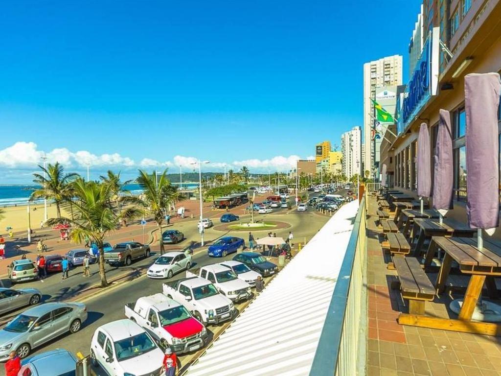 Gooderson Beach Hotel *** in Durban