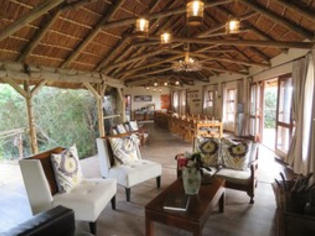 Woodbury Tented Lodge ***(*) in Amakhala-Wildreservat