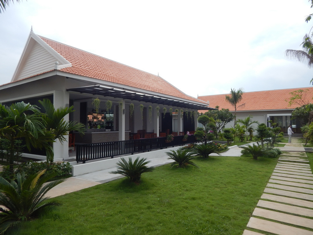 Hotel New Riverside*** in Siem Reap