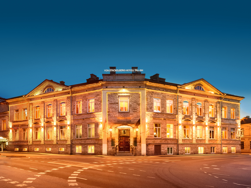 von Stackelberg **** in Tallinn