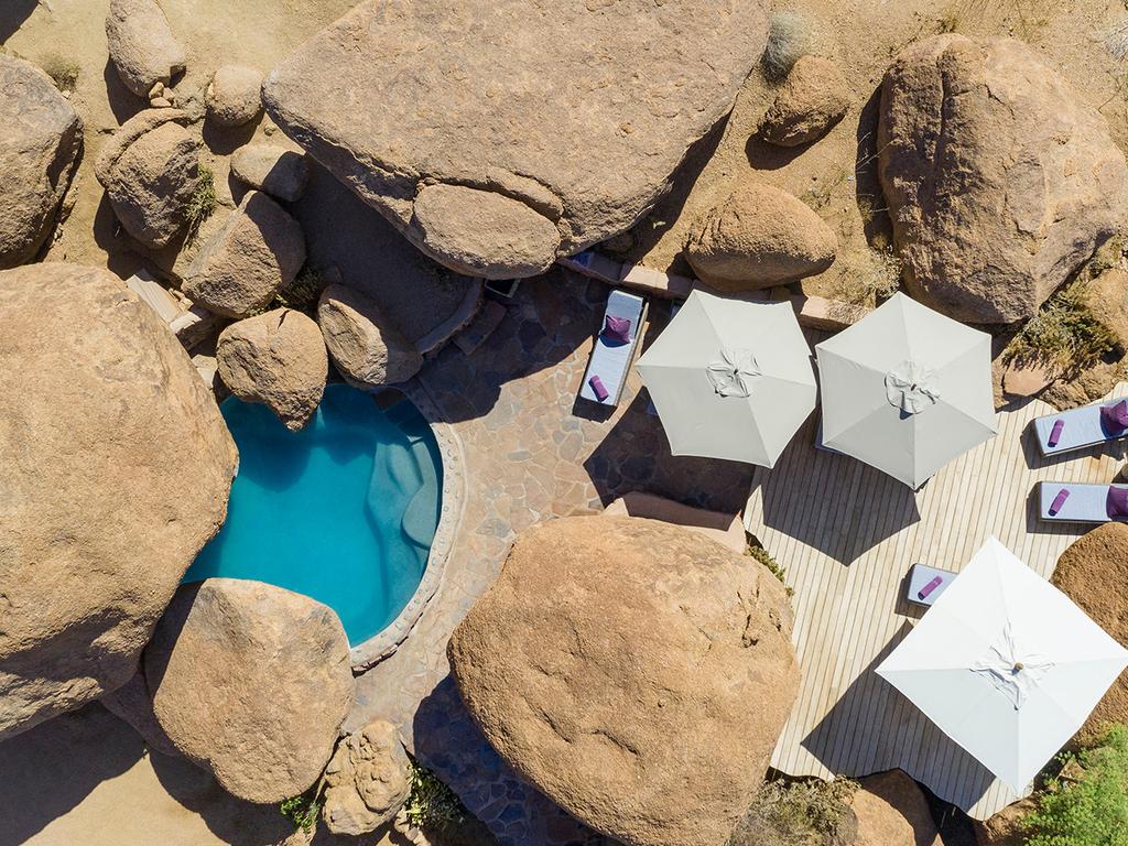 Camp Kipwe **** bei Twyfelfontein