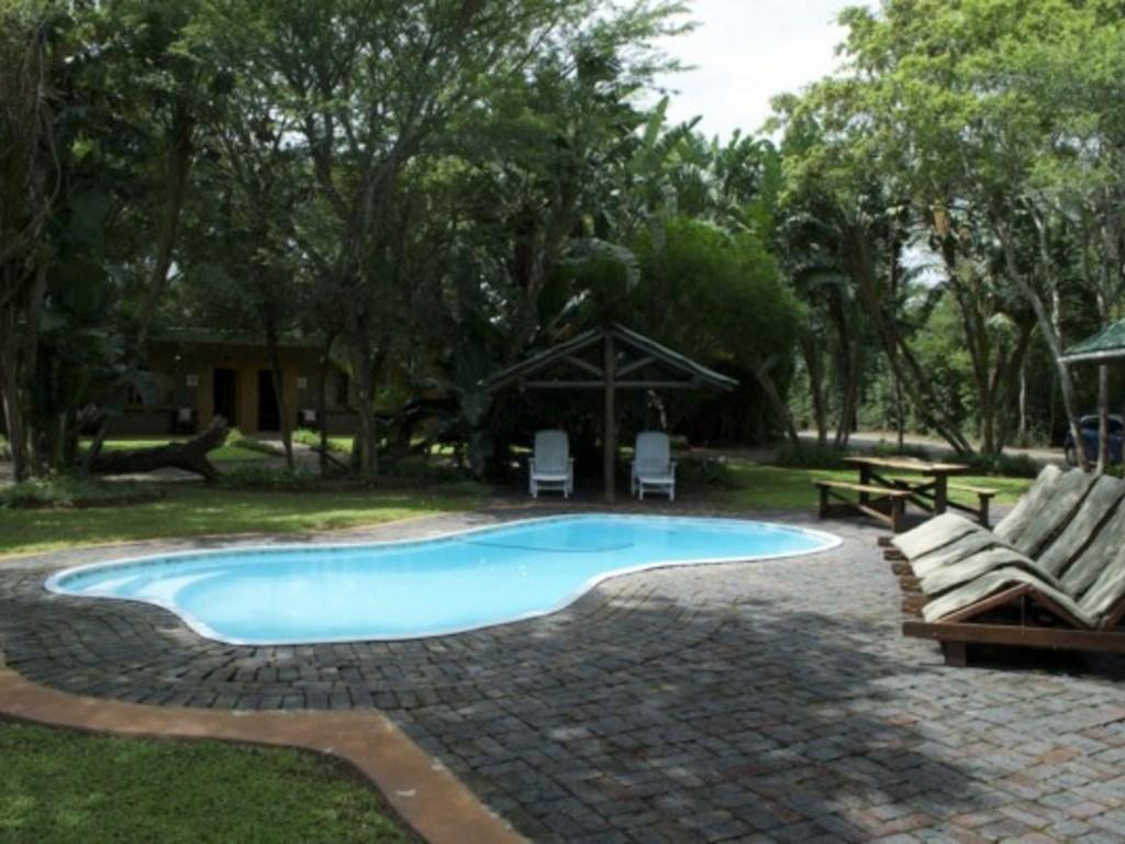 Ezulwini Game Lodge *** in Hluhluwe-Imfolozi Park