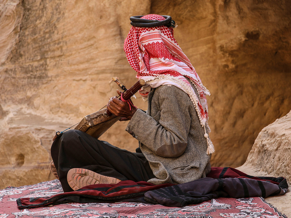 "Dana – Wadi Dana Trail – Shobak – ""Little Petra"": Große Wanderung mit lokalem Ranger auf dem Dana Trail, Beduinen-Camp bei ""Little Petra"""