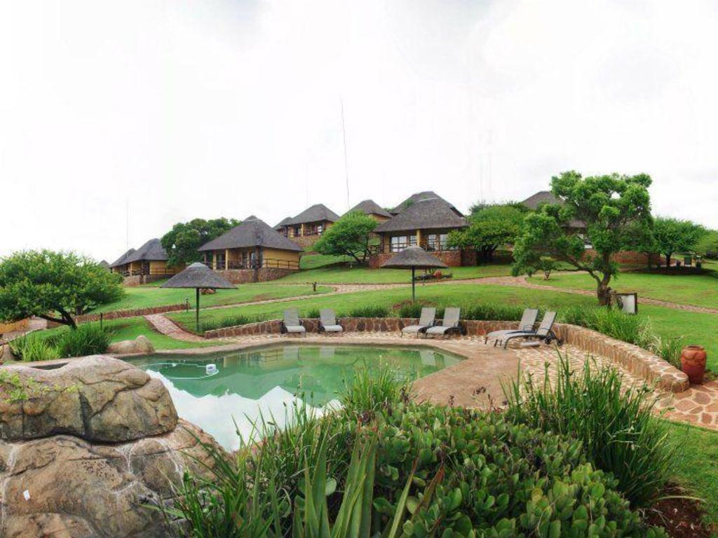 Hannah Game Lodge **** in der Limpopo Region