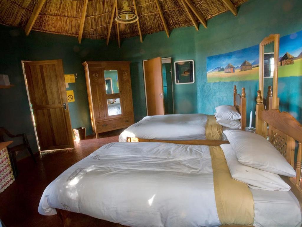 Malealea Lodge ** in Lesotho