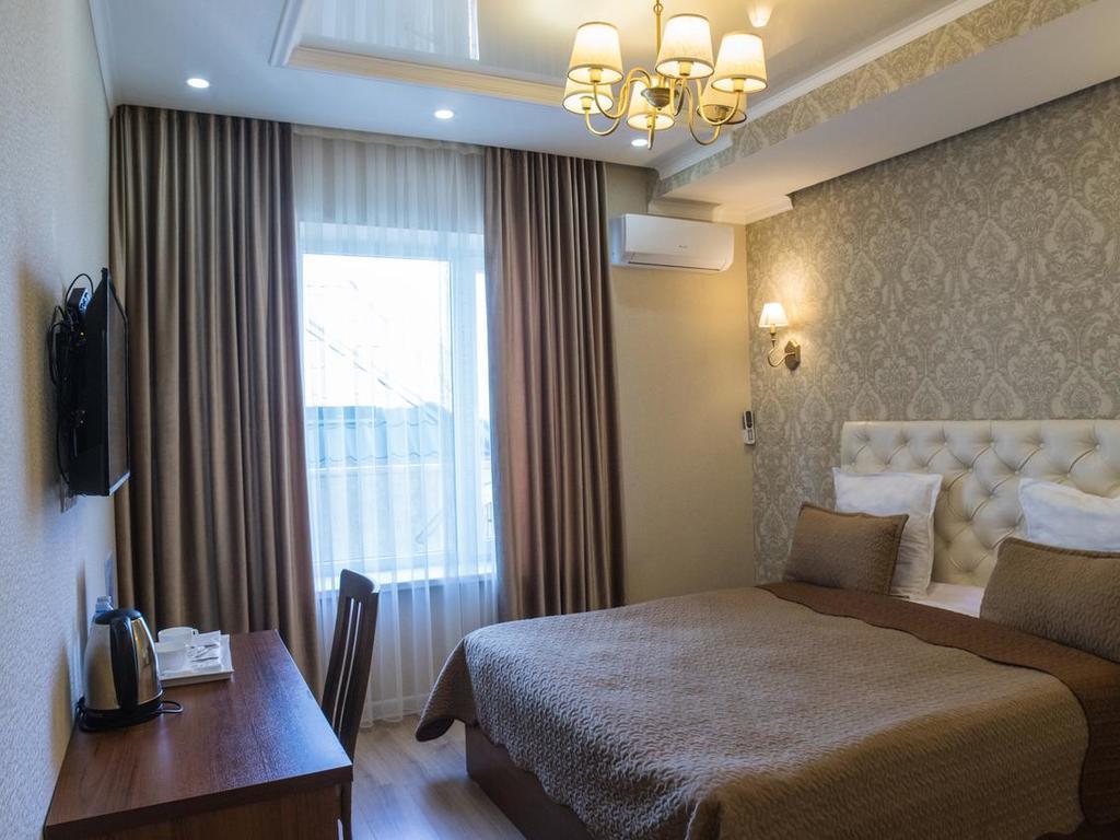 Rixon Hotel*** in Bishkek