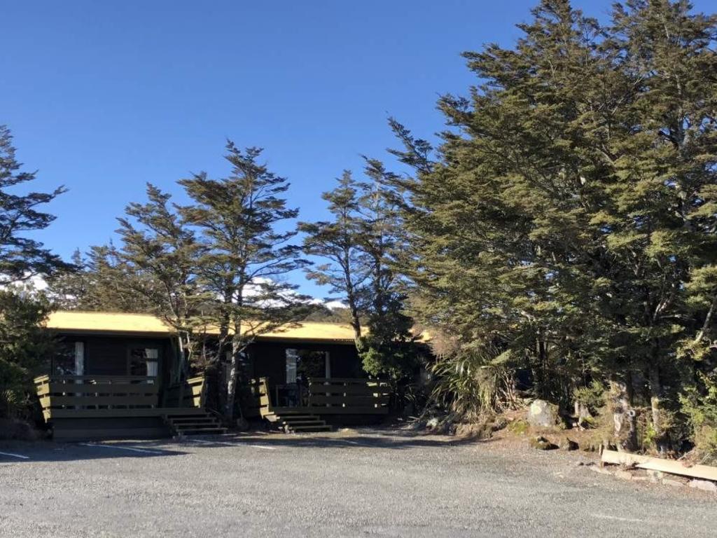 Skotel *** im Tongariro-Nationalpark