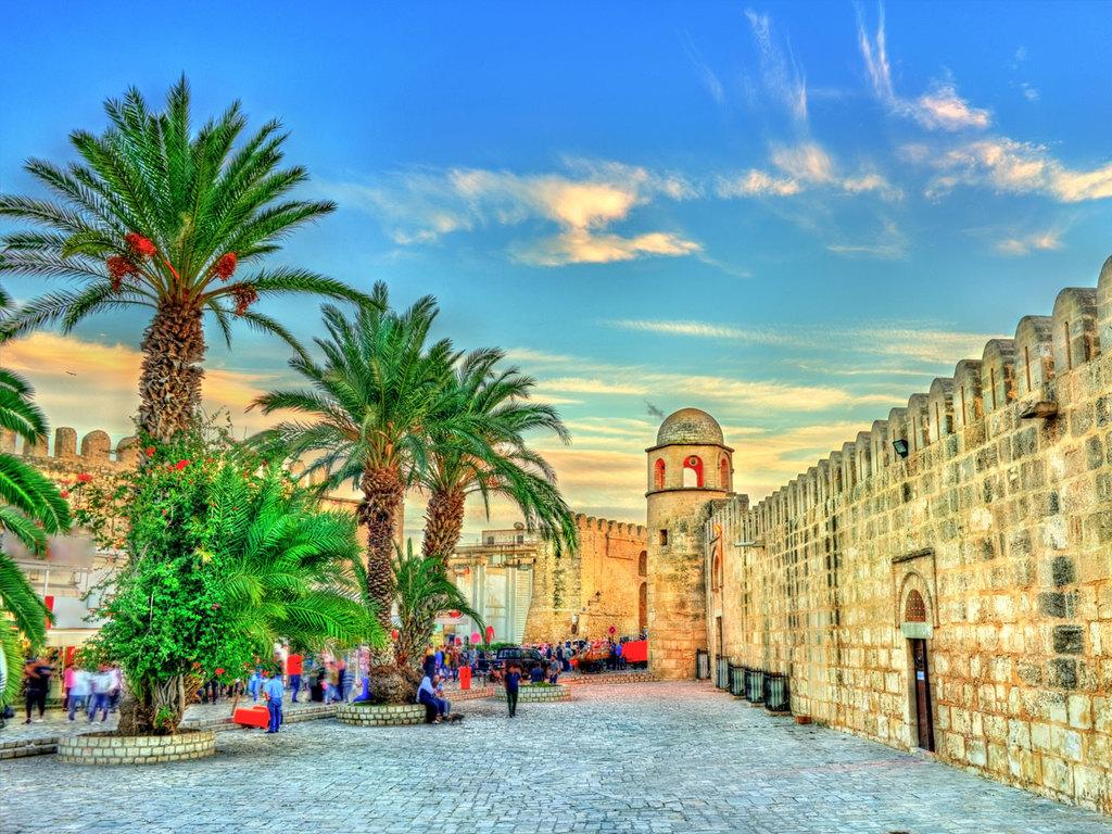 Mahdia – Monastir – Sousse – Hammamet: Besichtigung Mahdia und Monastir, Medina von Sousse