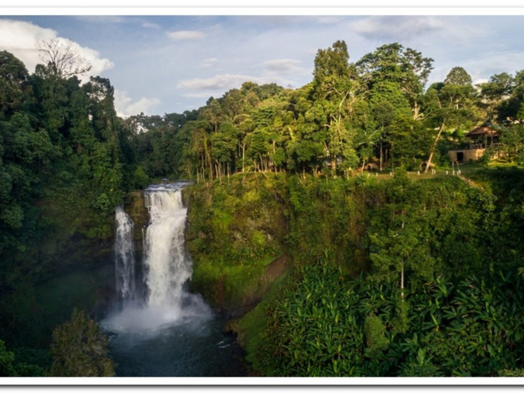 Falls View Resort **(*) in Tad Lo