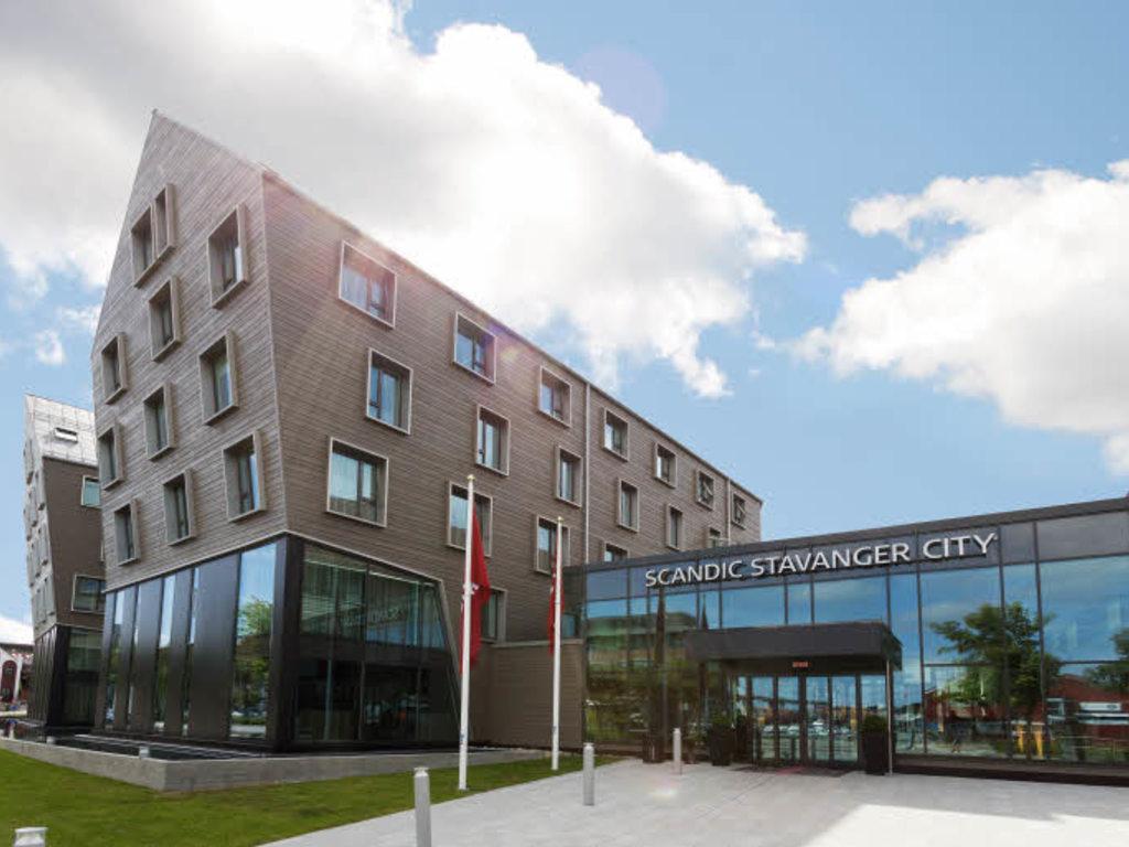Scandic Stavanger City **** in Stavanger