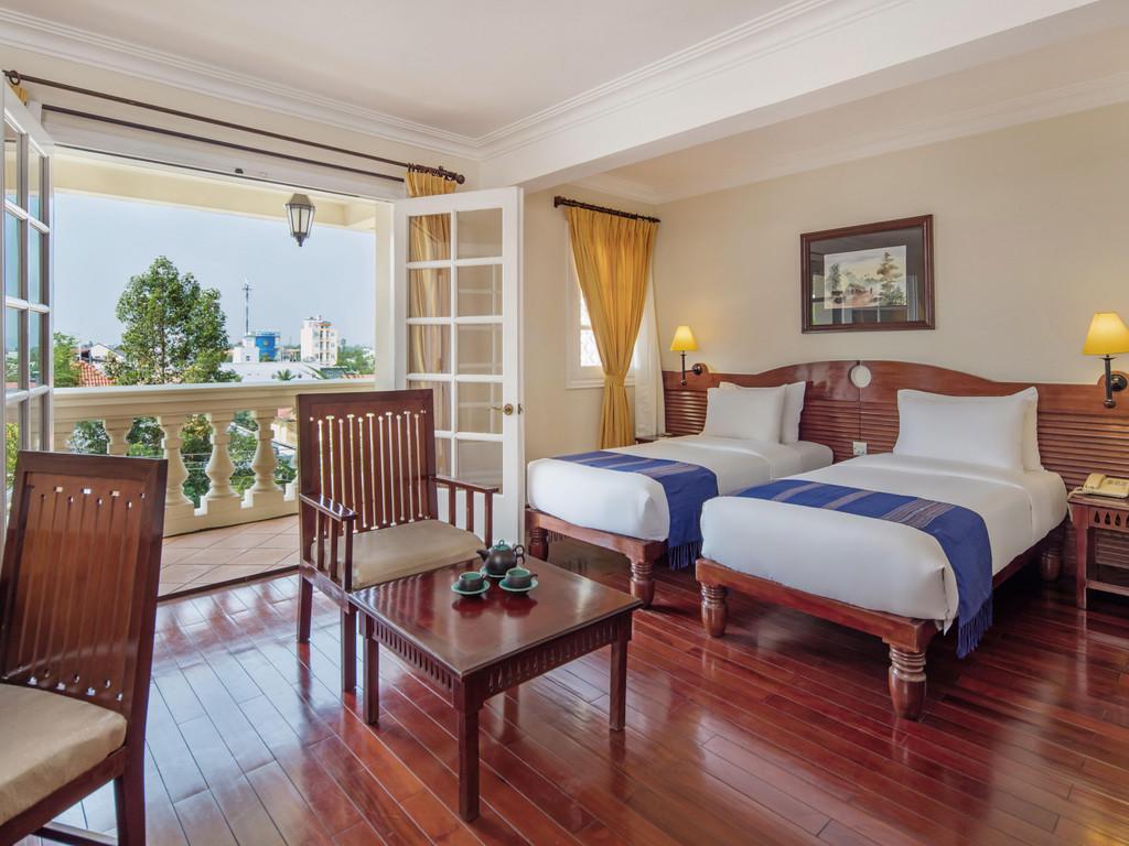 Hotel Victoria Chau Doc**** in Chau Doc