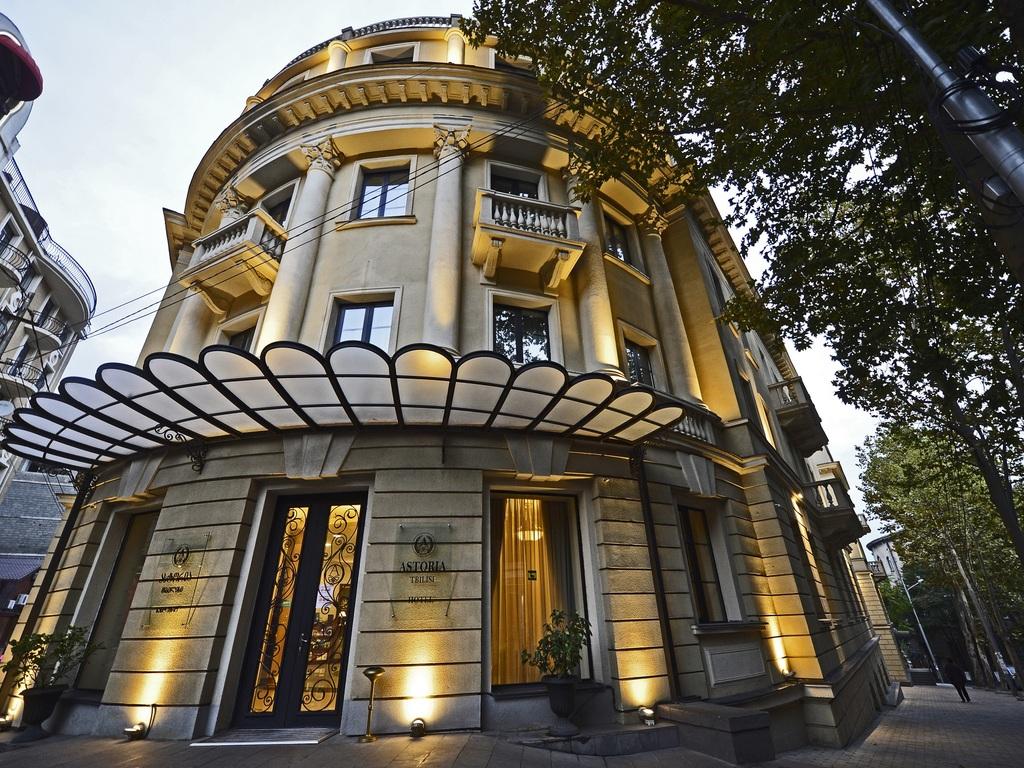 Astoria Tbilisi **** in Tiflis