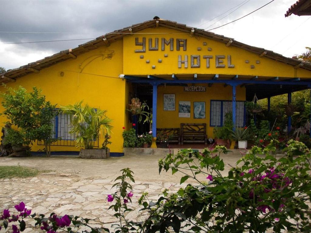 Yuma **(*) in San Augustín