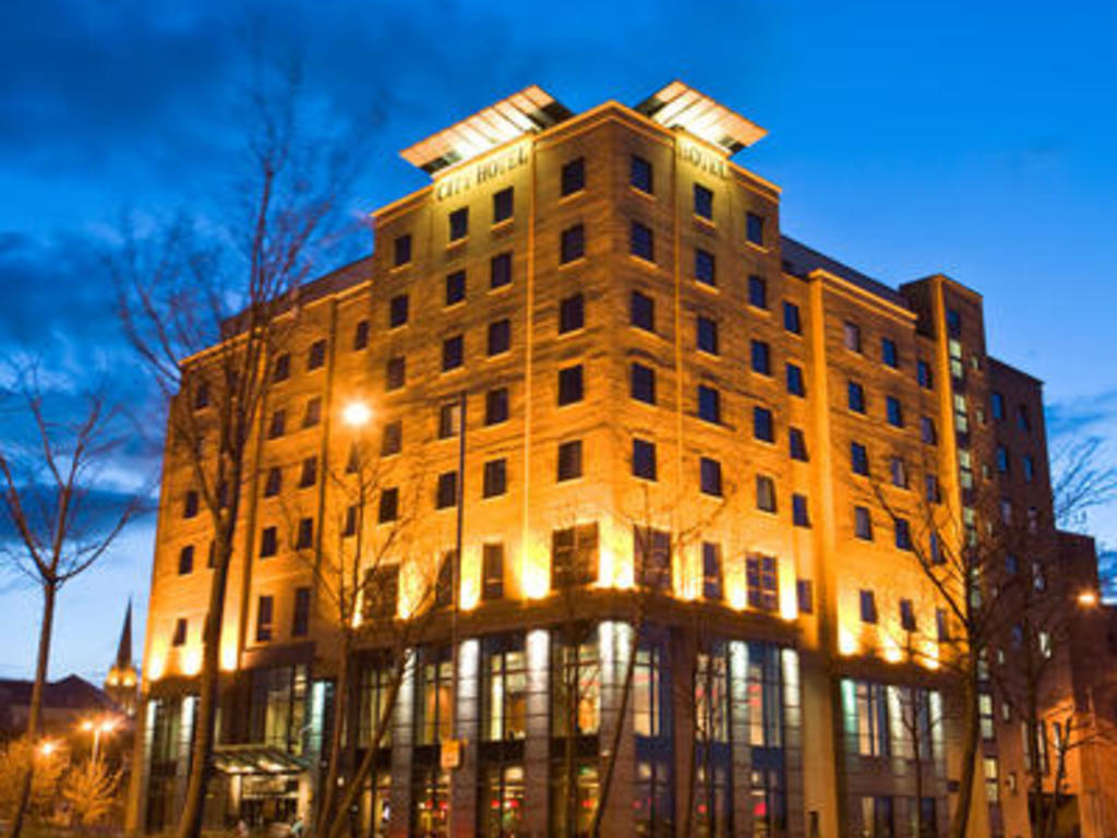 City Hotel Derry **** in Londonderry