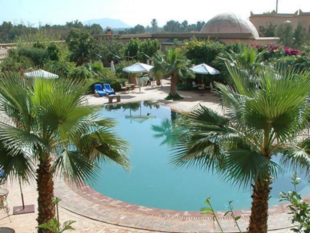Kasbah-Hotel Dar Zitoune ***(*) in Taroudant