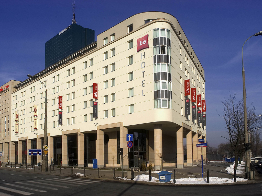 Ibis Warszawa Stara Miasto *** in Warschau
