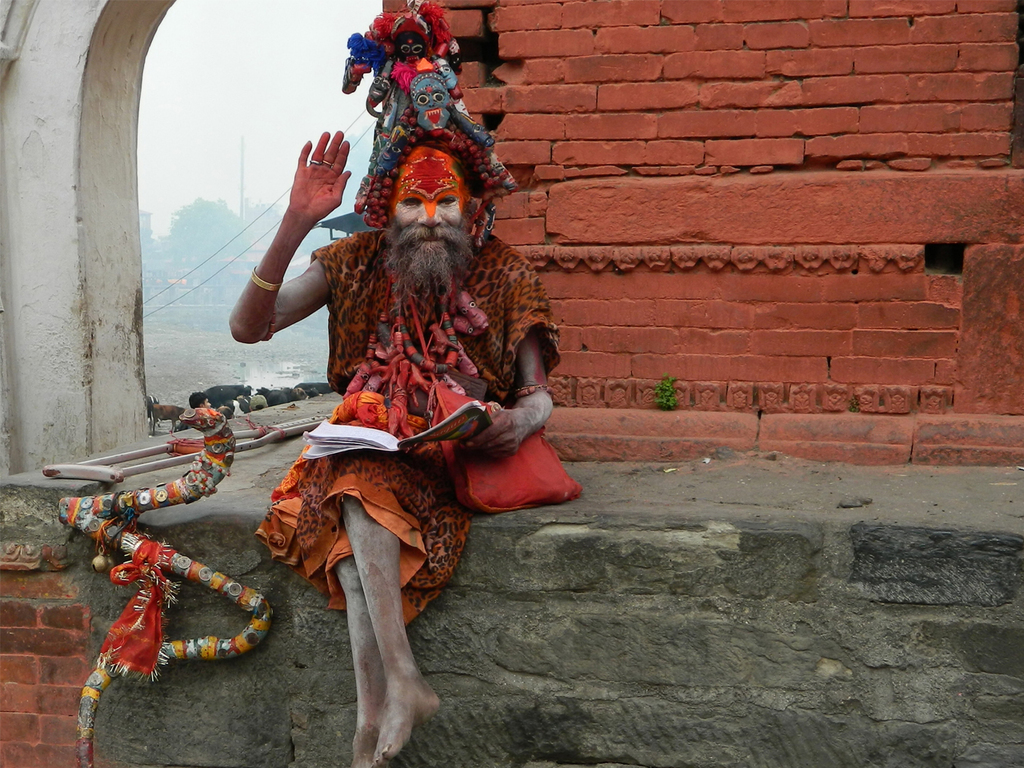 Kathmandu und Bhaktapur : Bodnath, Pashupatinath, Thimi und Bhaktapur