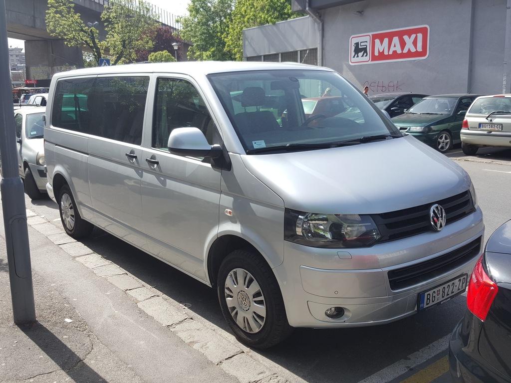 Für Kleingruppen bis zu 6 Personen nutzen wir VW Transporter oder ähnlich