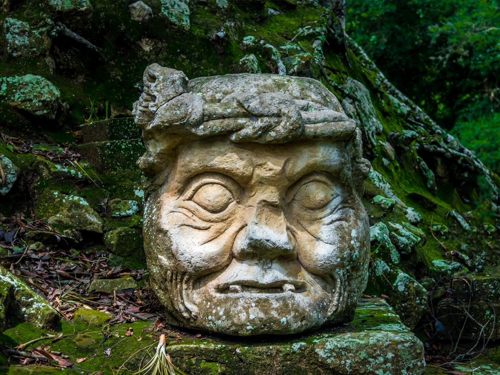 Flores – Tikal – Río Dulce: ausführlicher Besuch von Tikal