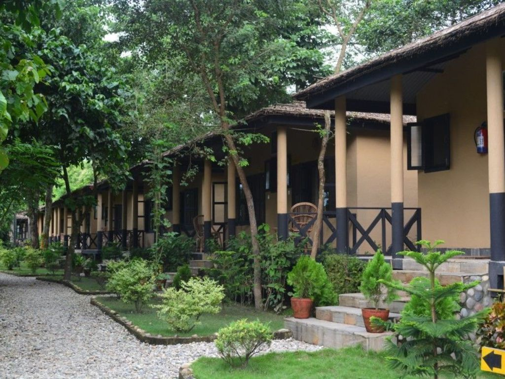 Jungle Villa Resort *** am Chitwan-Nationalpark