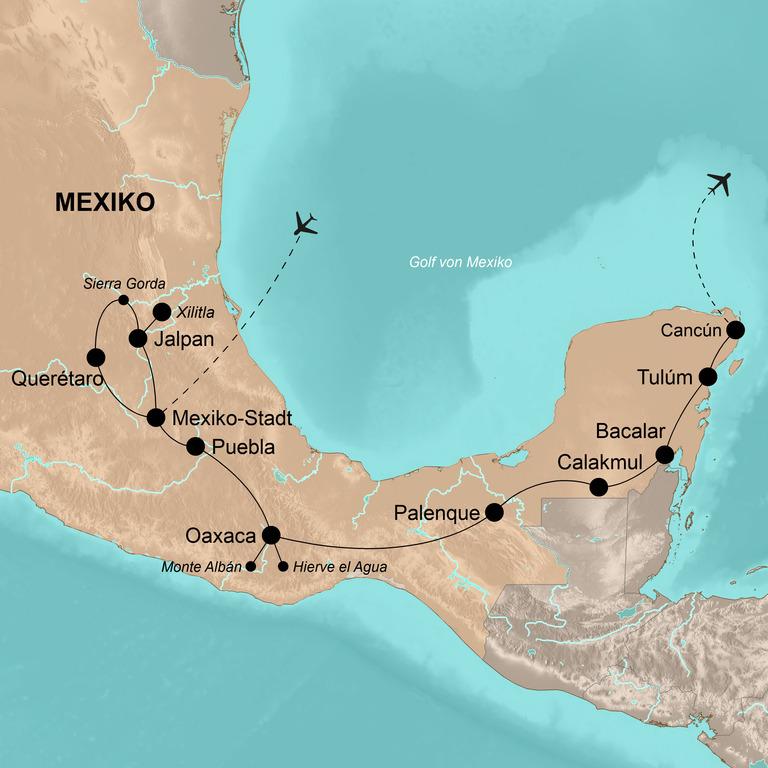 Mexiko –