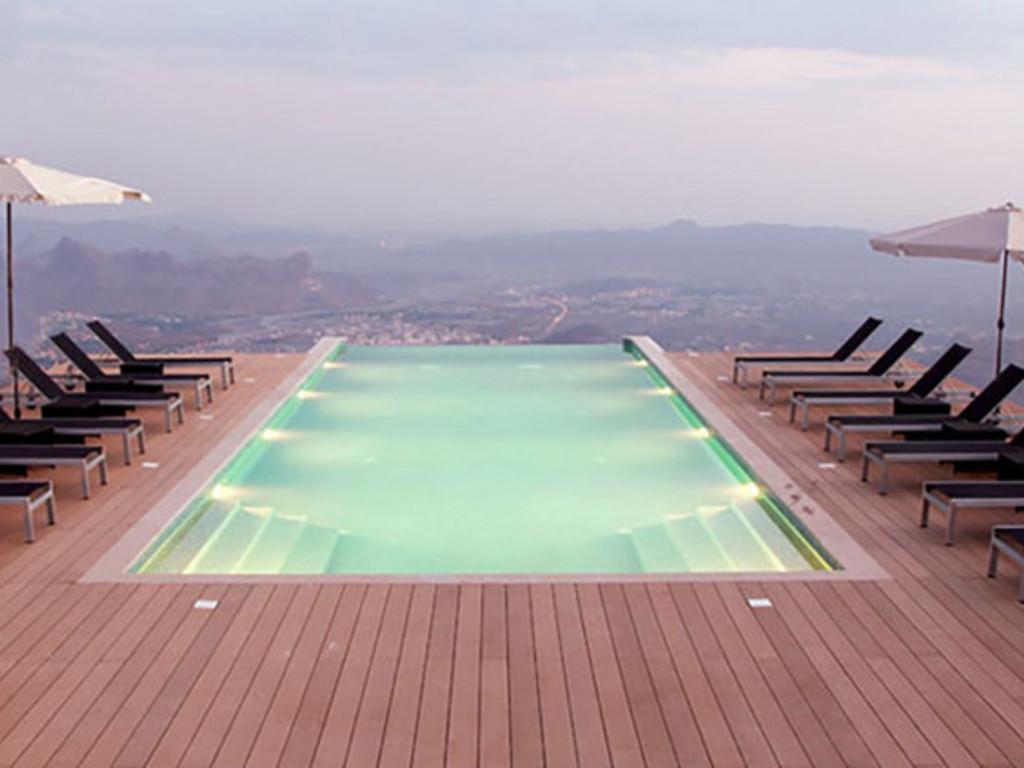 The View **** im Hajar-Gebirge