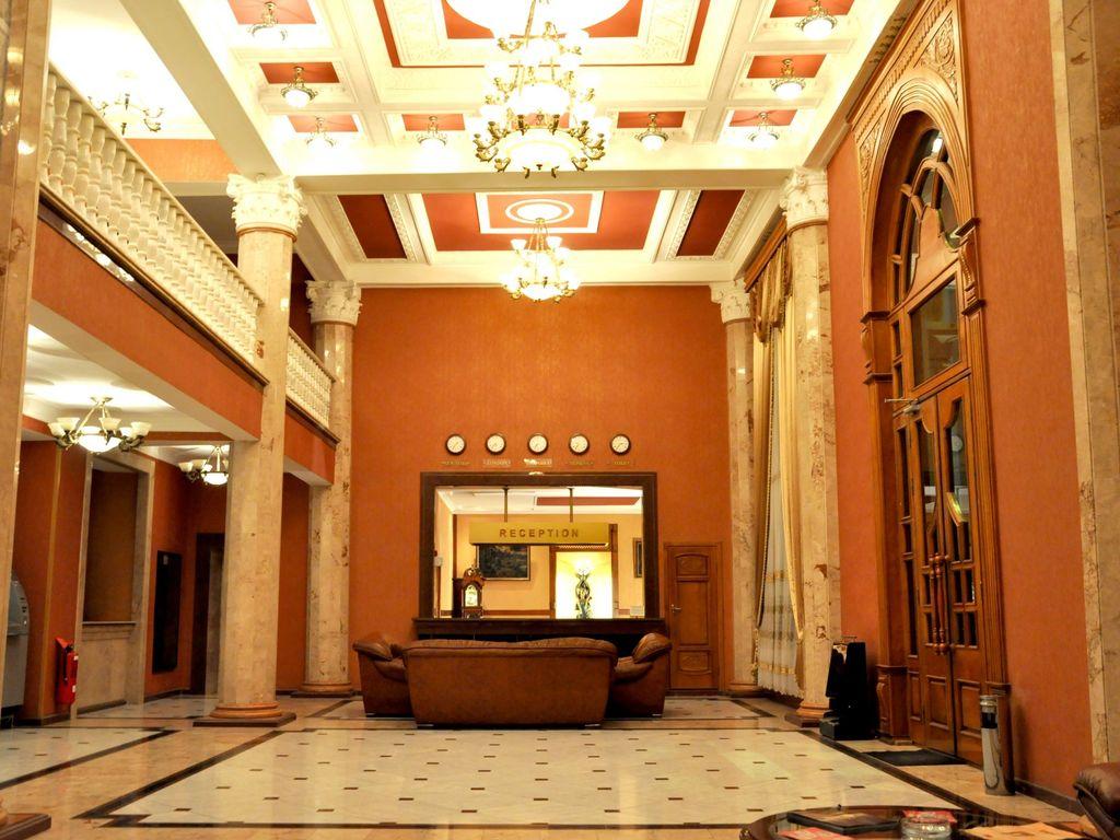 Ganja Hotel *** in Ganja