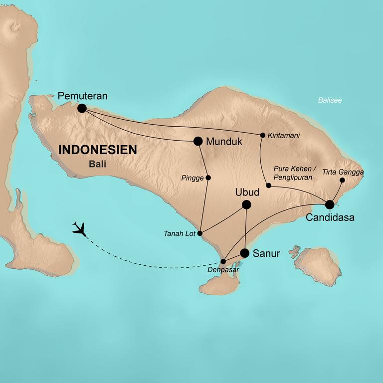 Indonesien: Bali – Insel der Götter