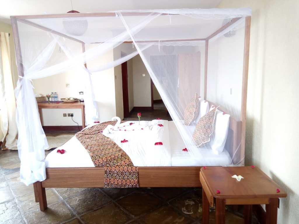 Mwanzo Lodge ***(*) in Naivasha