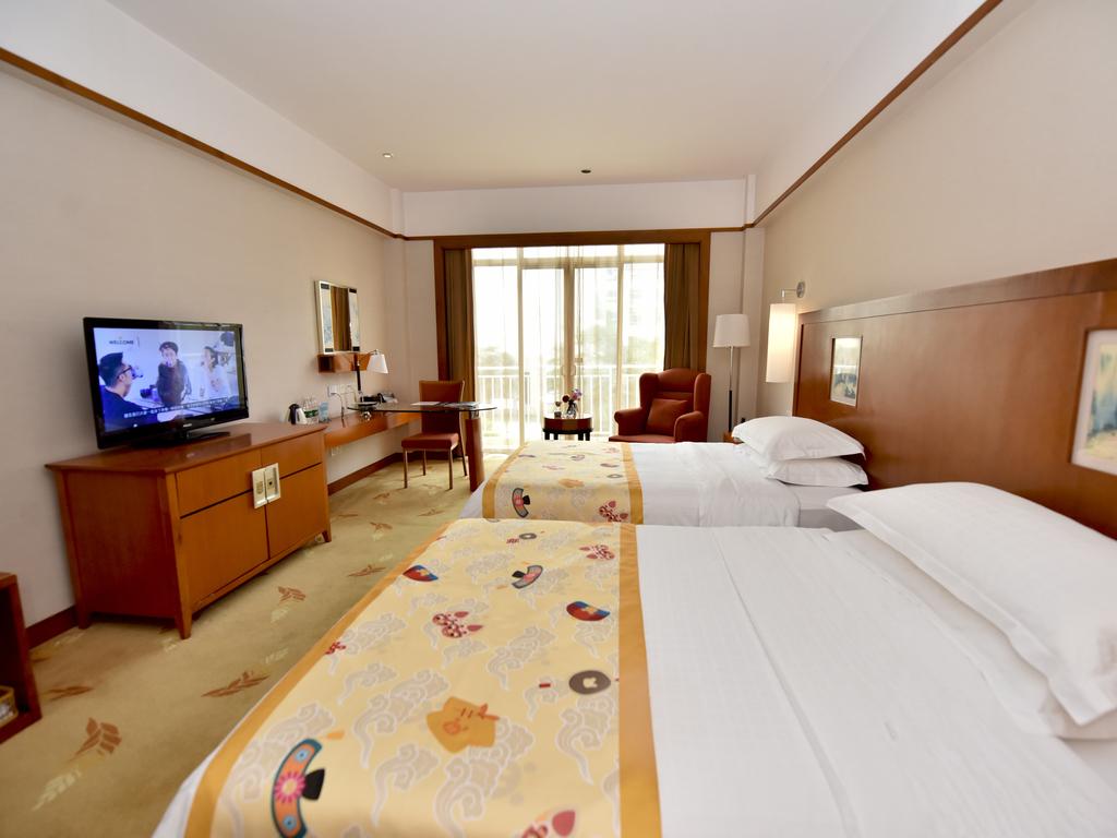 Hotel Pullmann Zhangjiajie **** in Wulingyuan