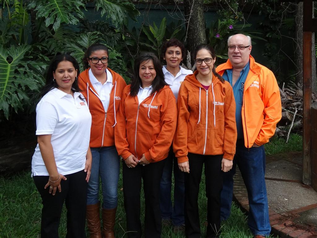 Unser Team in Guatemala Stadt Unser Team in Guatemala Stadt