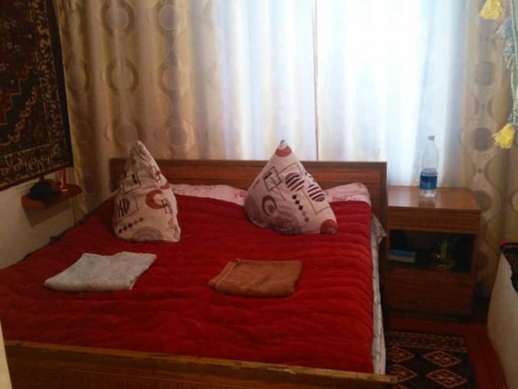 einfaches Gästehaus in Kazarman