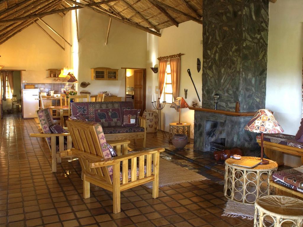 Musangano Lodge *** am Nyanga Mountains-Nationalpark