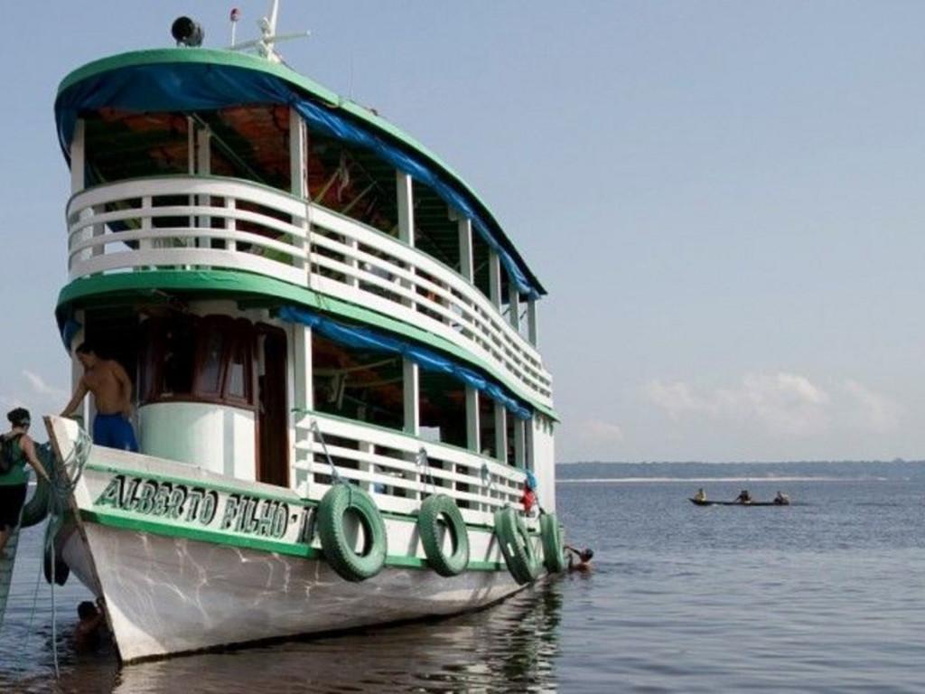 Amazonas-Boot